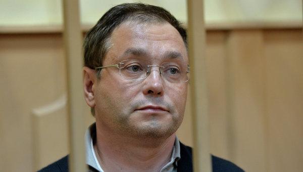 Бывший сенатор РФ Глеб Фетисов. Архивное фото