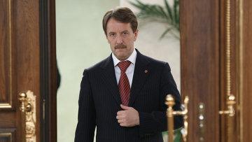 Алексей Гордеев, архивное фото