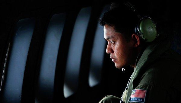 Поиски пропавшего самолета авиакомпании Malaysia Airlines