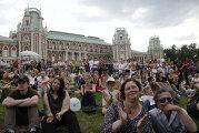 Москва, люди, фестиваль