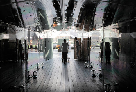 Комплекс архитектурных памятников острова Новая Голландия
