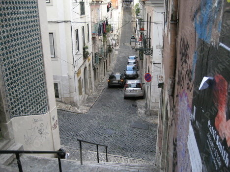 Фотодневник командированного в Лиссабон