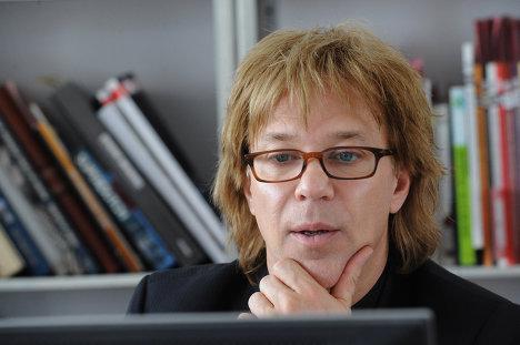 Архитектор Эрик ван Эгераат