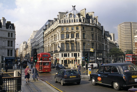 Лондон элитное жилье