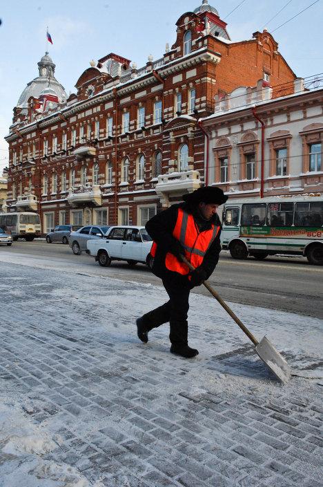Улицы Томска