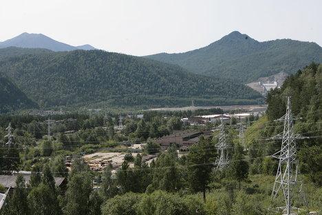 Республика Хакасия, поселок Черемушки
