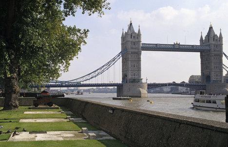 Мост Тауэр, Лондон