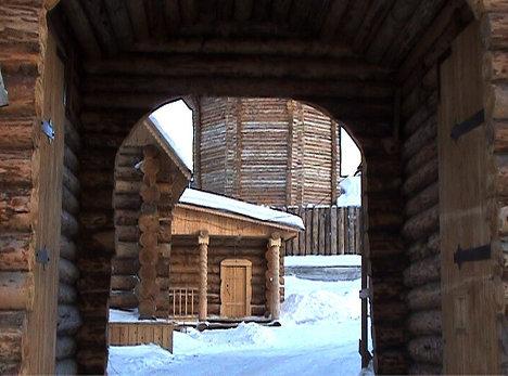 Подворье Трифонов Печенгского монастыря в Мурманске