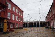 Большое трамвайное депо улица Шаболовская, владение 7-9