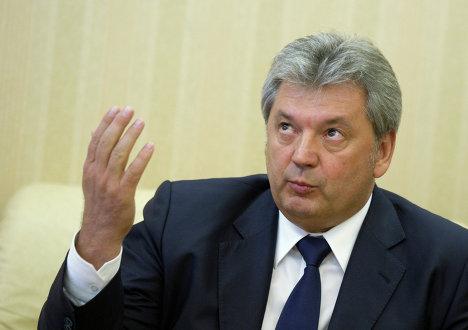 Заместитель министра регионального развития РФ Анатолий Попов