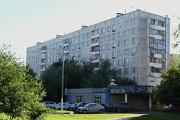Улица Профсоюзная, 116/1, дом, в котором жил Цой