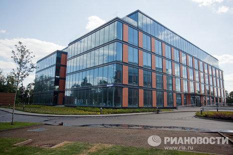 Бизнес-комплекс Олимпия Парк в Москве