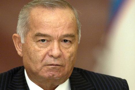 И.Каримов