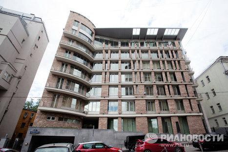 Дом по адресу Брюсов переулок, 19 в Москве