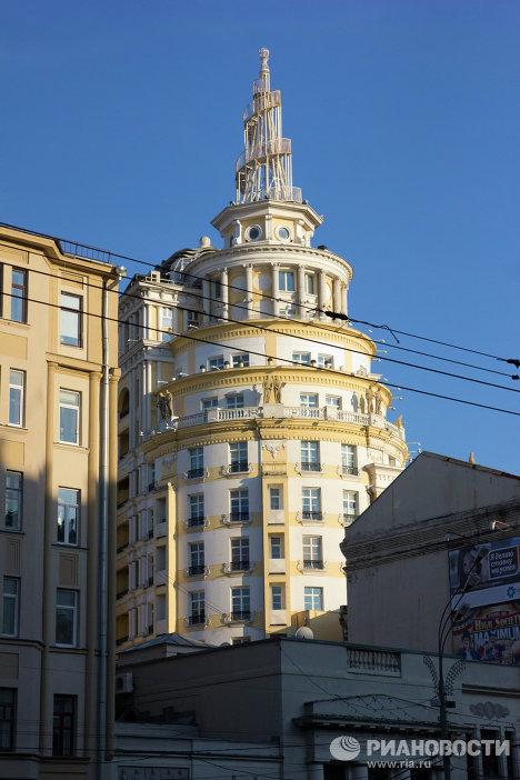Дом Патриарх на Малой Бронной улице, 44/15 в Москве