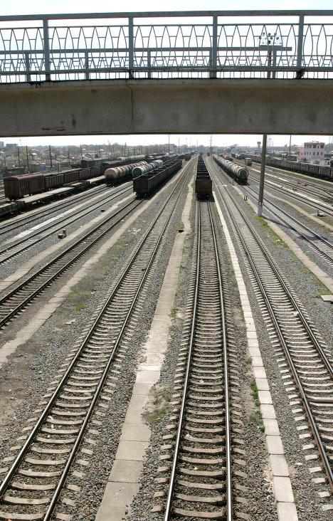 Железнодорожный узел
