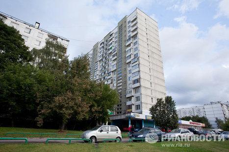 Ленинградская квартира Нади - проспект Вернадского, дом 113