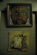 Художественная мастерская и звуковая студия в квартире Корнелии Манго