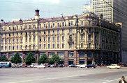 Здание гостиницы Националь в Москве