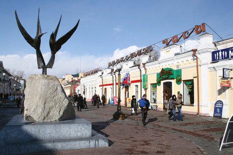 Виды Улан-Удэ