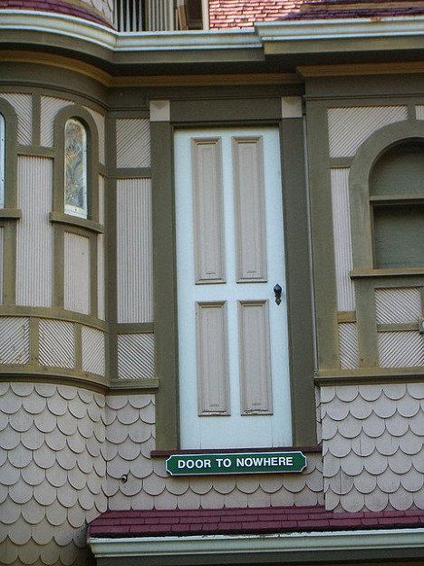 Дом Сары Винчестер