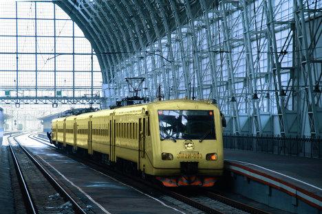 Киевский вокзал в Москве