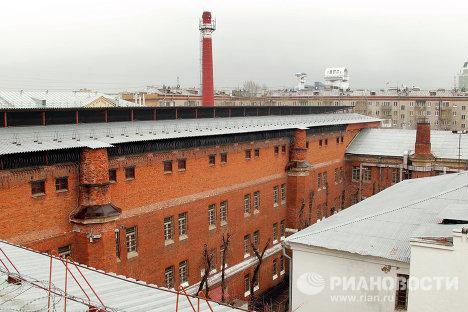 СИЗО №2. Бутырская тюрьма