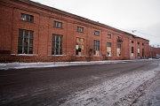 Цех уже не существующего завода Аремкуз в 1-ом Кожевническом переулке