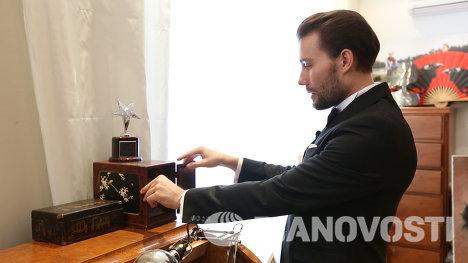 Студия Даниила Федорова