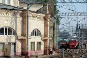 Здание Кругового паровозного депо Николаевской железной дороги