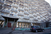 Где и зачем в Москве строили дома на ножках