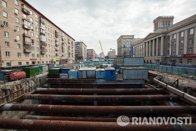 7 самых дорогих дорог Москвы