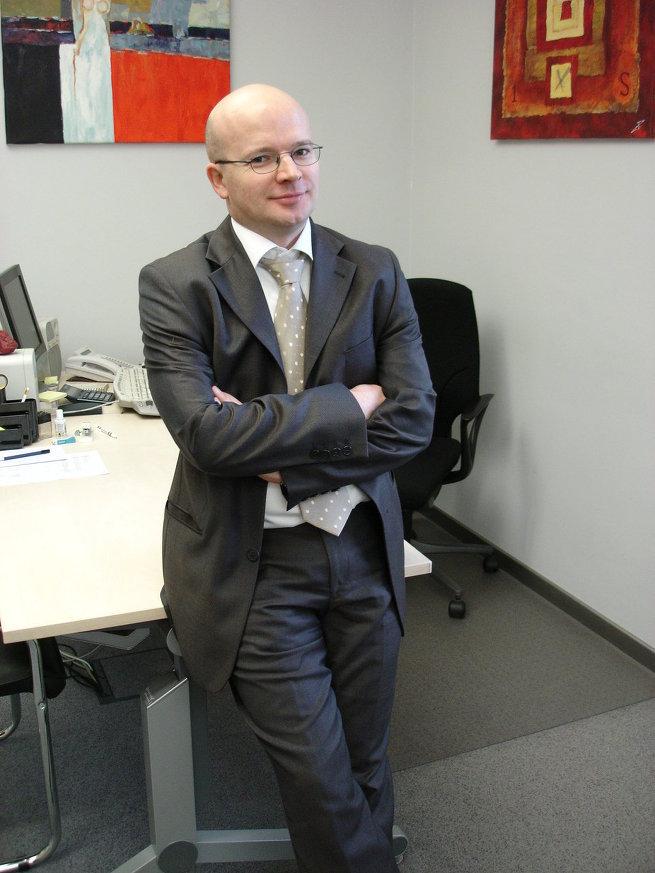 Директор инвестора Аллеи Романов, компании Moscow Construction and Development, Доминик Фонтейн
