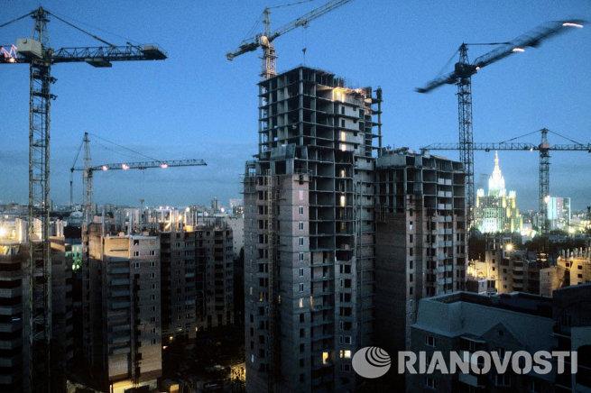 Панельная фотохроника о самом массовом жилье в России