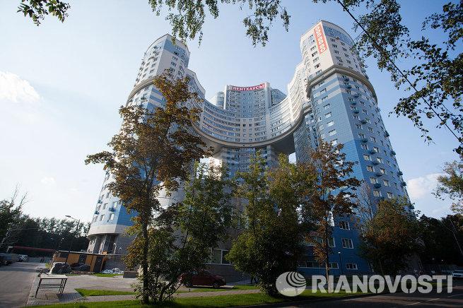 Дома в Москве с запредельно дорогой арендой квартир