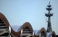 Реконструкция Крымской набережной в Москве