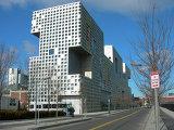 Общежитие для аспирантов Массачусетского института – Симмонс-холл