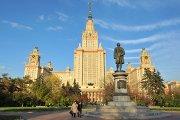Главное здание МГУ им. М.В. Ломоносова