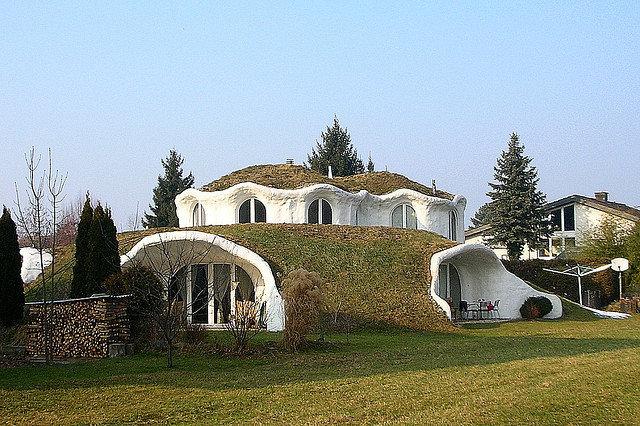 Подземный жилой комплекс