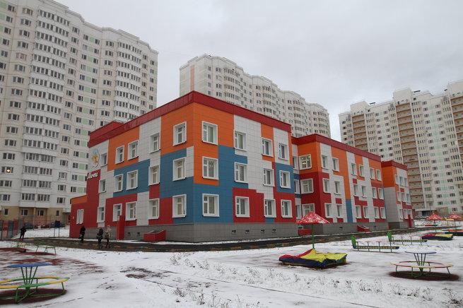 Детский сад СУ-155
