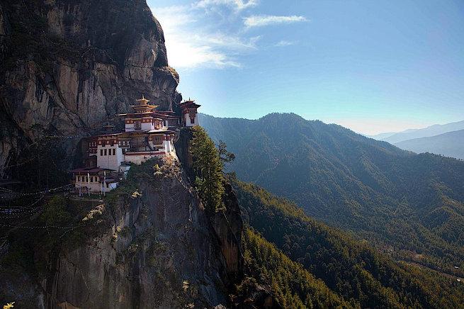Буддийский монастырь Гнездо тигра