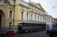 Усадьба Глебовых-Стрешневых-Шаховских на Большой Никитской улице