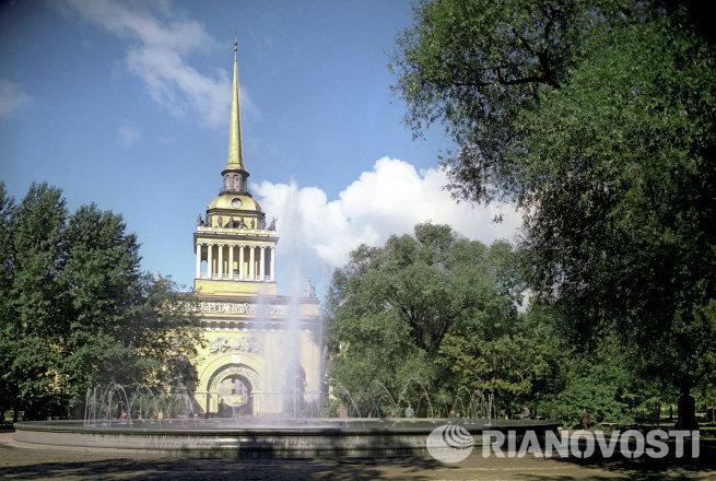 Башня Адмиралтейства