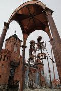 Памятник Остановленное время в Калининградской области