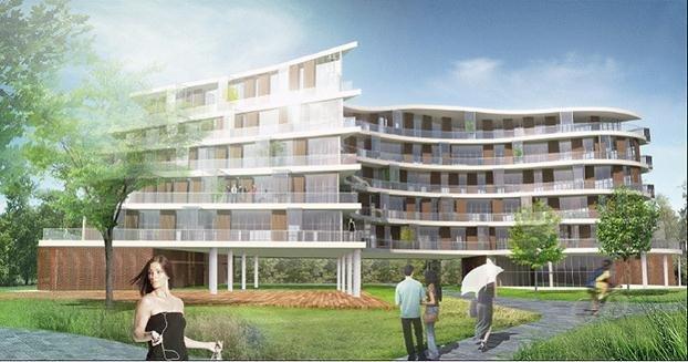 Проект отеля на Лодочной