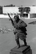 Памятник Герою Советского Союза, рядовому пехоты А.Матросову
