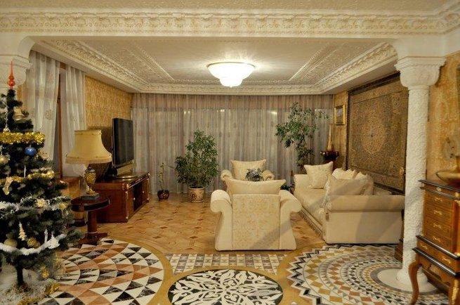 Квартира площадью 293 квадратных метра на Остоженке