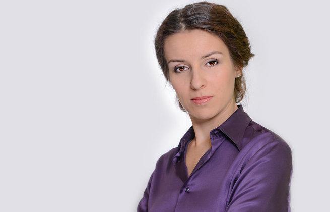 Генеральный директор Метриум Групп Мария Литинецкая