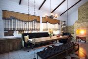 Мебель в воздухе: как использовать в интерьере качели