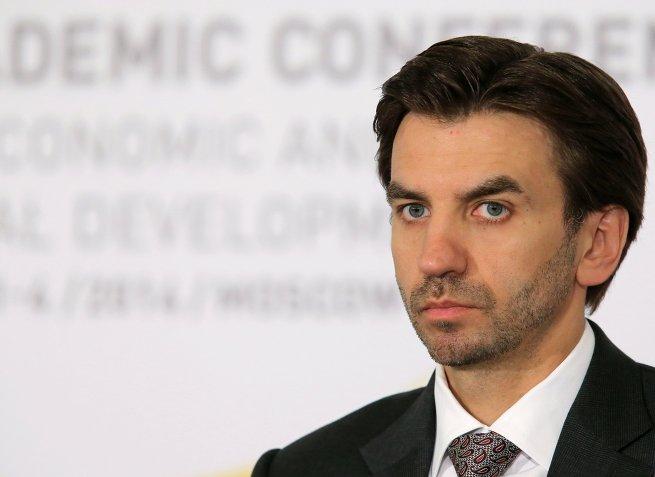 Министр по координации деятельности Открытого правительства Михаил Абызов